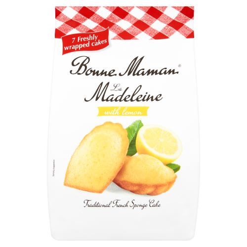 Bonne Maman Madeleines with Lemon 175g