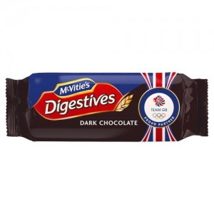 McVitie's Digestives Dark Chocolate Biscuits 266g