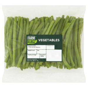 Farm Fresh Fine Green Beans