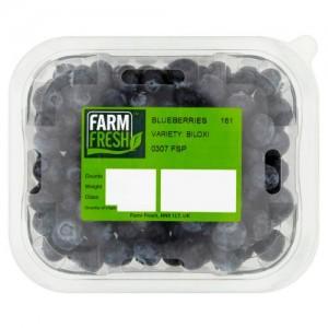 Farm Fresh Blueberries