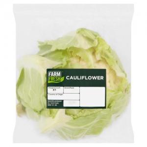 Farm Fresh Cauliflower