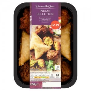 Discover the Choice Indian Selection 200g