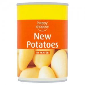 Happy Shopper New Potatoes