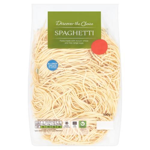 Discover the Choice Spaghetti 500g