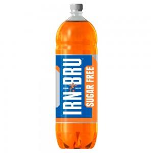 IRN-BRU Sugar Free 2 Litre Bottle