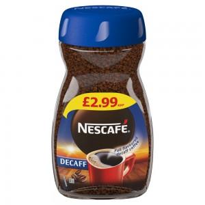 NESCAFÉ Original Decaff Instant Coffee 95g