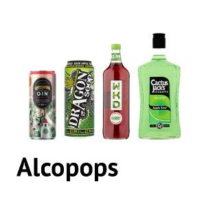 Alcopops