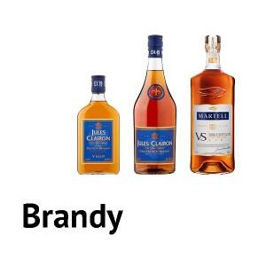 Spirits - Brandys