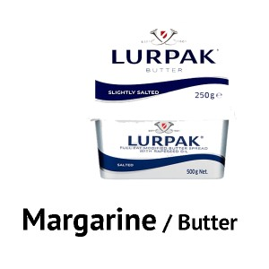 Margarine / Butter