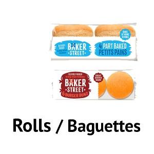 Rolls / Baguette