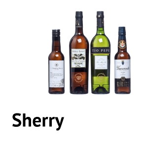 Wines - Sherry