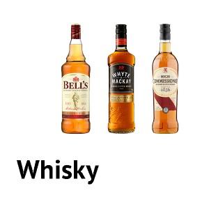 Spirits - Whiskys