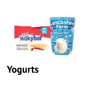 Yogurts