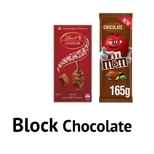 Block Chocolate