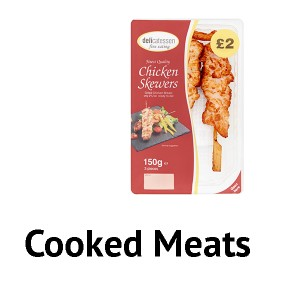 Cooked Meats