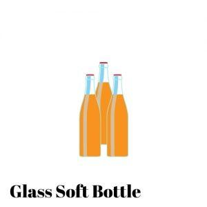 Glass Soft Drinks